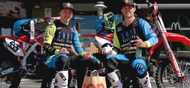 VIDEO: Jacky Martens betrapt Paturel en Guryev bij McDonalds