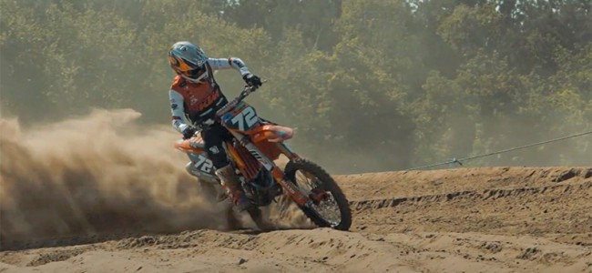 VIDEO: Liam Everts schittert in 4gold clip