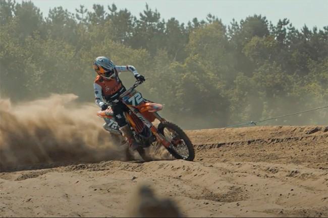 VIDEO: Liam Everts schittert in 4gold clip