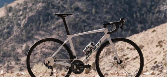 Nieuwe Giant TCR scoort sterk in fietstest AD