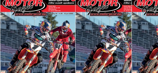 Check digitale Motorgazet °25 nu online!