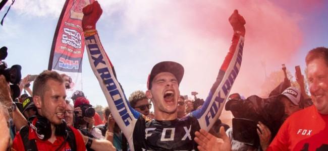 VIDEO: Tim Gajser, vastberaden om te slagen!