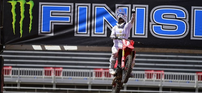 VIDEO: Highlights Supercross SLC7 2020