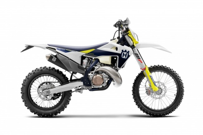 Husqvarna Motorcycles presenteert 2021 Enduro gamma