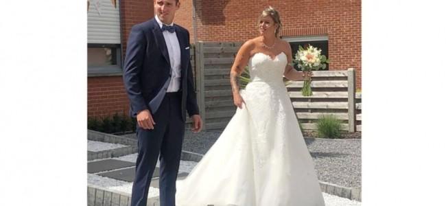 Wouter Van Massenhoven stapt in het huwelijksbootje