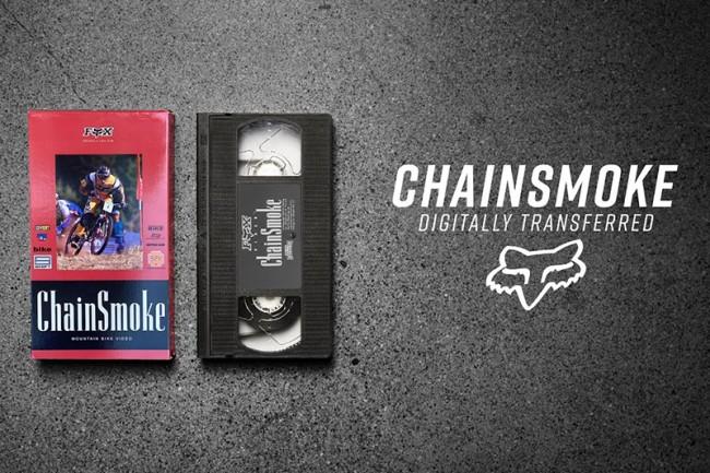 Zie de Top MTB klassieker Chainsmoke!