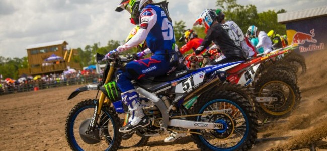 Lucas Oil AMA Pro Motocross Serie met publiek!