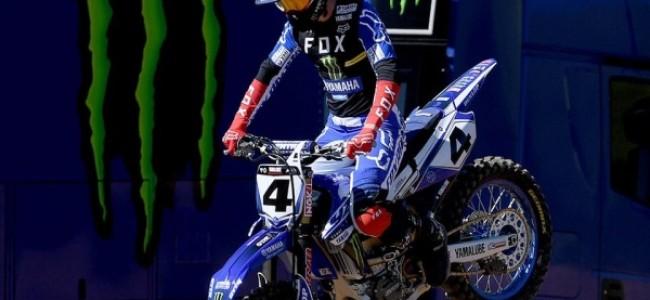 Australian Motocross Kampioenschap vertraagd