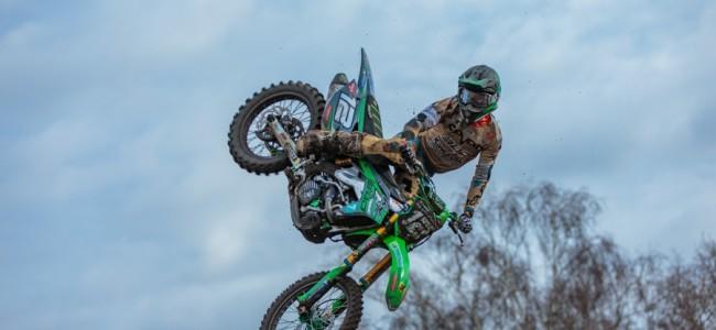 Mitchell Harrison keert niet terug bij BUD Racing!