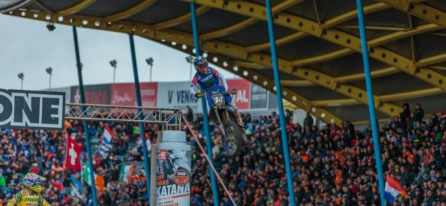 Team USA komt niet naar de Motocross of Nations