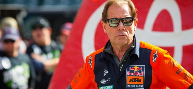 Roger De Coster verlengt contract bij KTM North America