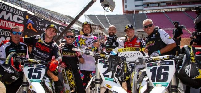 Bobby Hewitt niet langer betrokken bij Rockstar Energy Racing