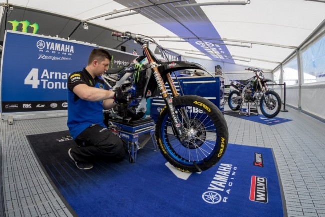 Interview Dennis Dierckx (Monster Energy Yamaha Factory MXGP)