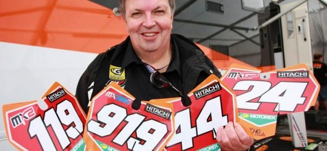 Roger Magee heeft niertransplantatie ondergaan