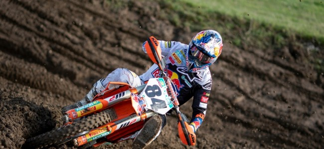 Jeffrey Herlings wèl van de partij in Axel!