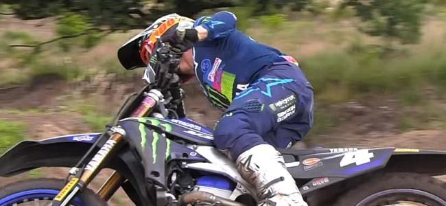VIDEO: Arnaud Tonus maakt zich klaar voor de herstart!