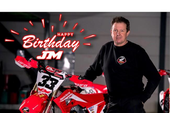 VIDEO: Gelukkige verjaardag Jacky Martens!