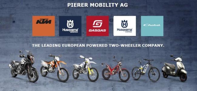 Positieve resultaten voor Pierer Mobility