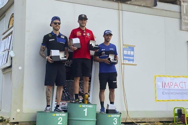 Paturel wint Charity Race in Zwitserland