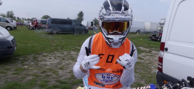 Video: Jilani Cambré in Rilland