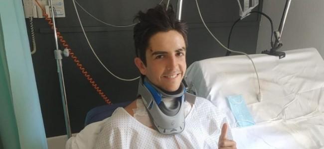 Opnieuw een zware blessure voor Iker Larranaga