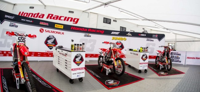 JM Honda Racing zoekt monteur