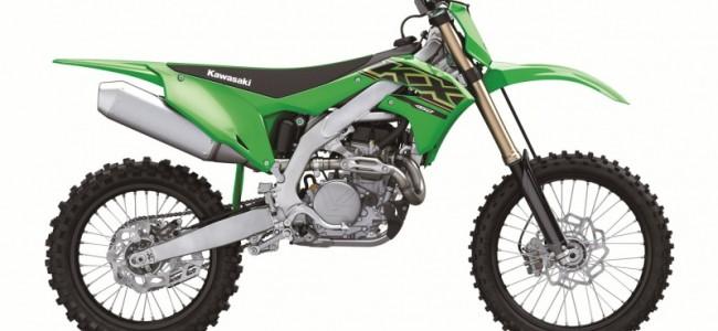 VIDEO: 2021 Kawasaki KX450