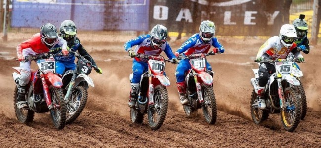 Tommy Searle wint MX Nationals UK in Landrake
