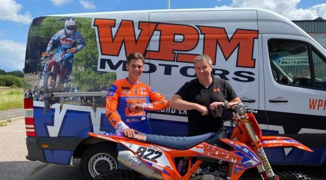 Mike Bolink maakt overstap naar WPM-KTM