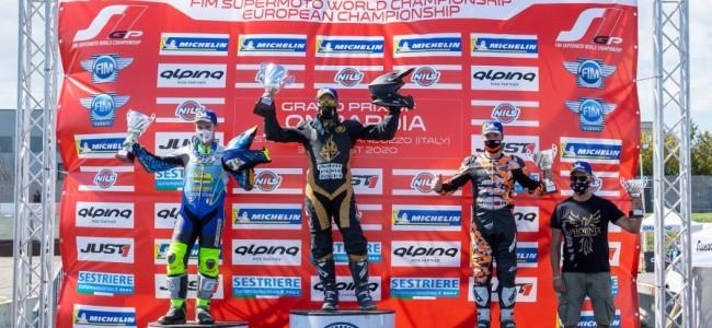 Marc-Reiner Schmidt wint de eerste S1GP
