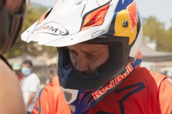 """VIDEO: De dag dat """"Dovi"""" zijn sleutelbeen brak"""