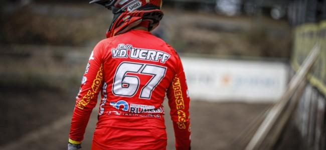 Weer zware knieblessure voor Britt van der Werff!