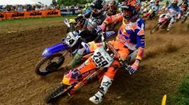Motorcross wedstrijd van Nismes afgelast