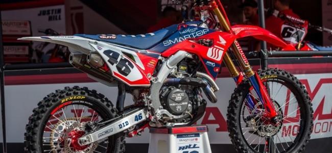Hill en Friese blijven bij Team MotoConcepts-SmarTop