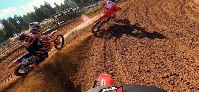 VIDEO: On board met Tim Gajser