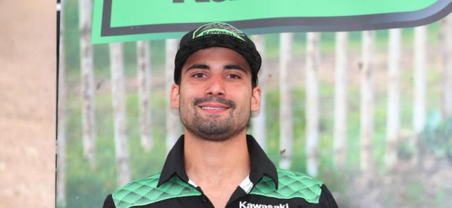 Lorenzo Locurcio tekent bij BUD Racing