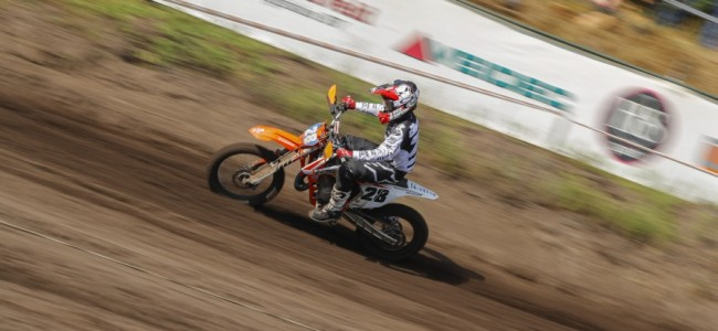 Drie podiumplaatsen voor Team Youth Pro MX!