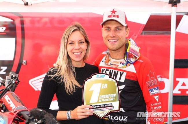 Jeremy Van Horebeek Frans Elite MX1 kampioen!