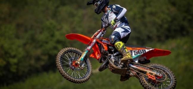 ADAC: Max Palsson de eerste winnaar!