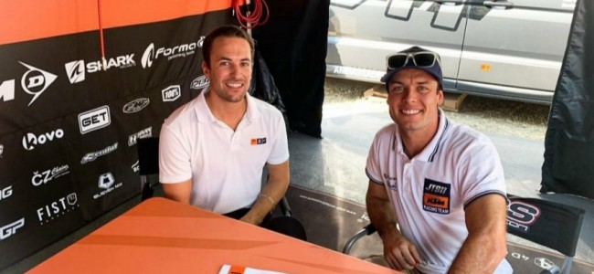 JT911 Racing verlengt samenwerking met KTM