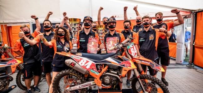 Herlings komt ook op 90 GP-overwinningen!