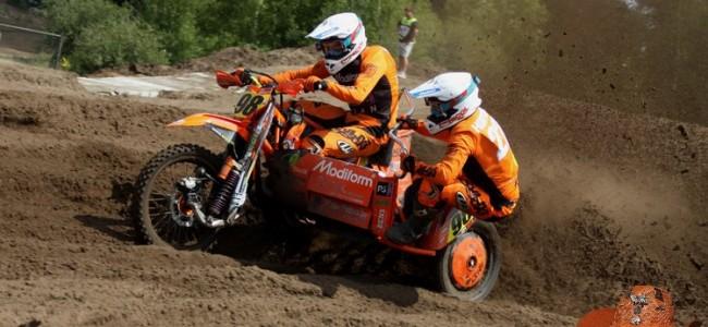 Voorbeschouwing ONK Sidecar Masters; Wie blijft er het koelst in  het koortsachtige seizoen 2020?