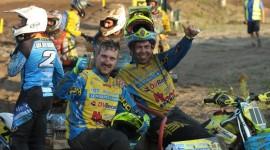 Daniel Willemsen / Robbie Bax Nederlandskampioen ONK Sidecar Masters 2020!