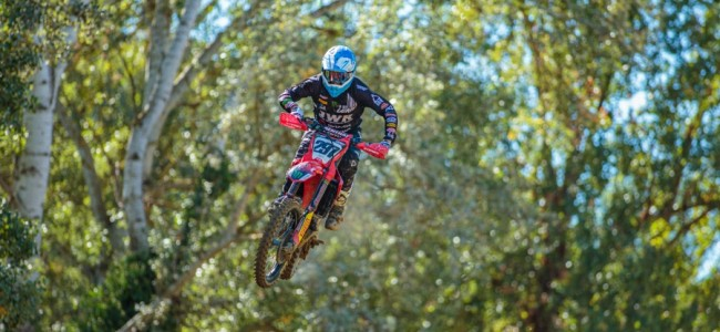 Anton Gole mist de overige GP's in Faenza