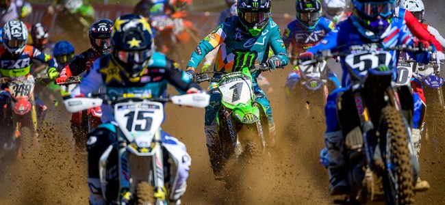 VIDEO: De integrale AMA National races van Red Bud 2