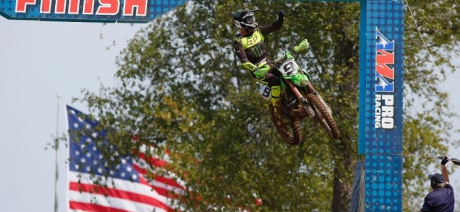 AMA Motocross: Cianciarulo domineert Spring Creek