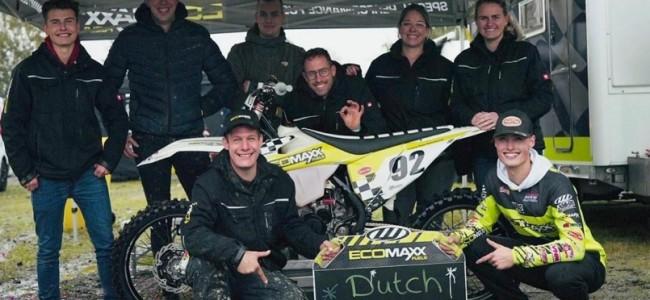 Youri van 't Ende wint de finale en de 250cc-titel!