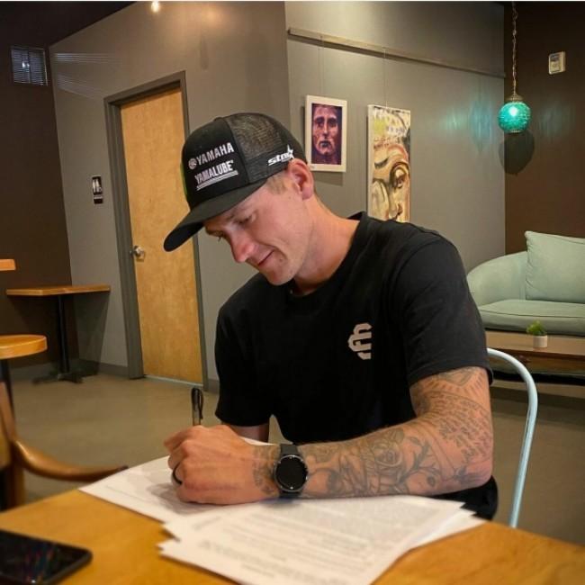Star Racing-Yamaha maakt de komst van Craig officieel!