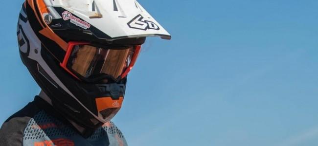 Jens Walvoort over zijn eerste EMX250 punten