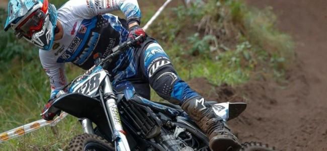 Kay Ebben gaat MXGP-debuut maken in Lommel